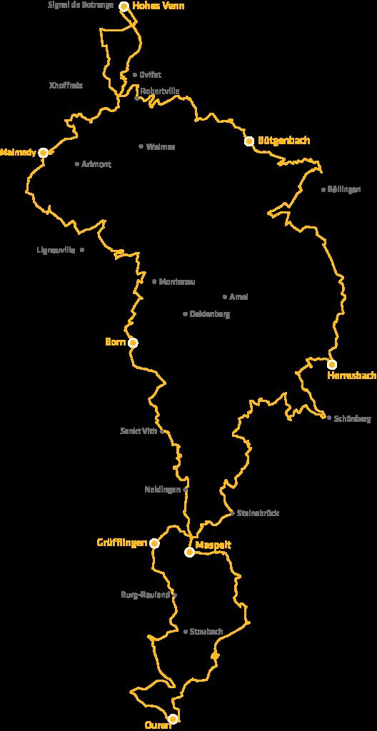 SMAm Strecke stilisiert aktualisiert 3.2020