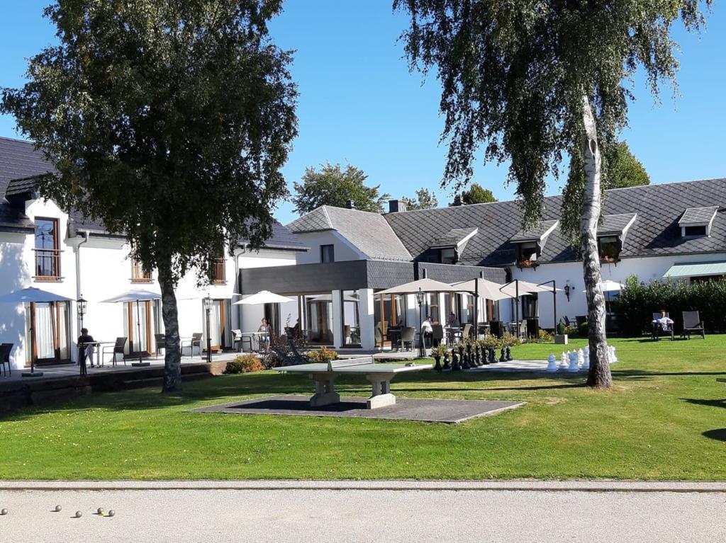Hotel Eifelland, city – Logis-Partner Stoneman Arduenna MTB
