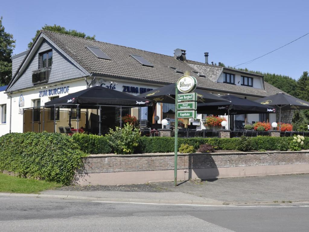 Hotel Zum Burghof, city – Logis-Partner Stoneman Arduenna MTB