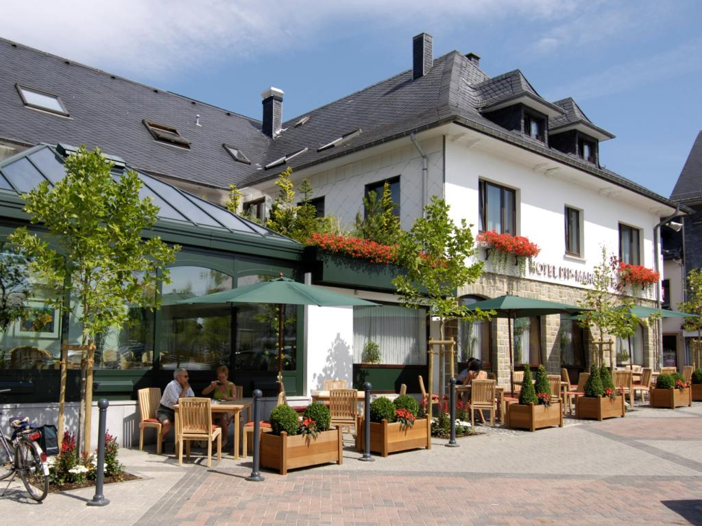 Relax Hotel-Restaurant Pip-Margraff, city – Logis-Partner Stoneman Arduenna MTB