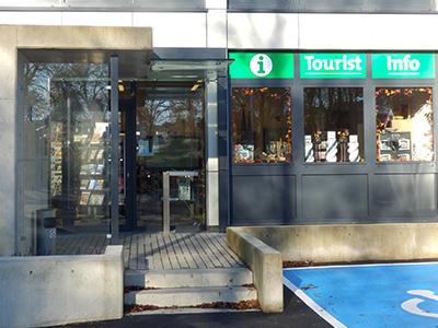Tourist Info Bütgenbach, city – Logis-Partner Stoneman Arduenna MTB