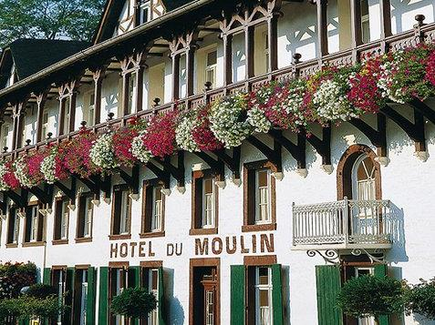 Hotel du Moulin, city – Logis-Partner Stoneman Arduenna MTB