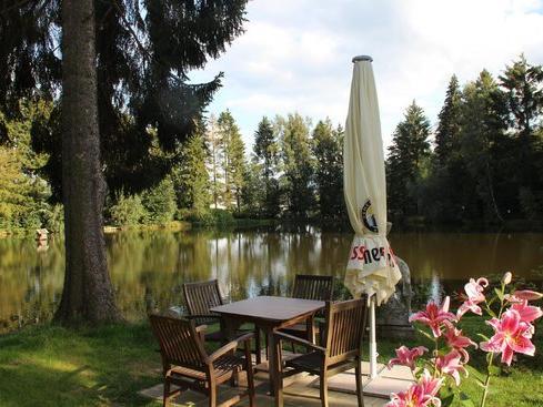 Hotel Am Steineweiher, city – Logis-Partner Stoneman Arduenna MTB