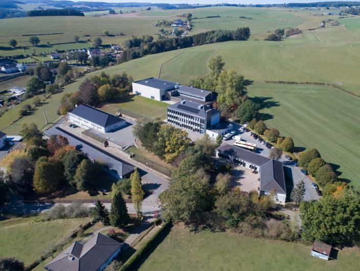 KUZ Burg Reuland, city – Logis-Partner Stoneman Arduenna MTB