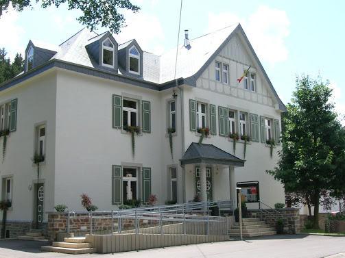 Tourist Info Burg Reuland-Ouren, city – Logis-Partner Stoneman Arduenna MTB