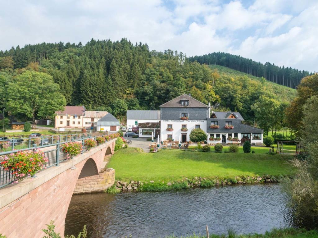 Hotel-Restaurant Zur Alten Mühle, city – Logis-Partner Stoneman Arduenna MTB
